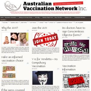 avn website