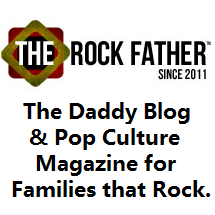 the rock father logo