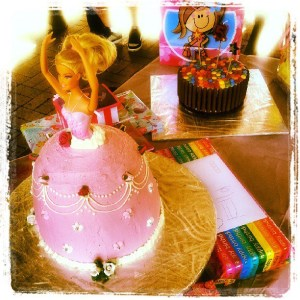 Ella's Birthday Cakes