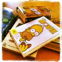 simpsons dvds