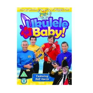 Rolf Harris' second appearance on a Wiggles album and DVD