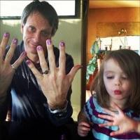 tony hawk nail polish