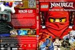 Ninjago DVD Season 1 Masters of Spinjitzu