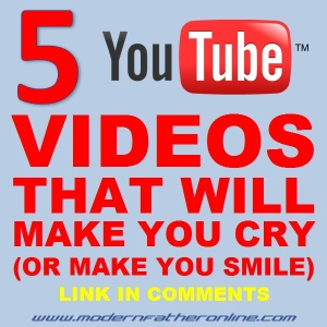 5 yOUtUBE vIDEOS tHAT wILL mAKE yoU cRY oR mAKE yOU sMILE