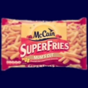 McCain SuperFries Mum's Cut