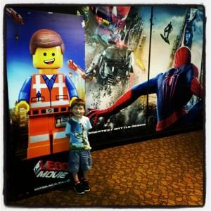 Lego Movie Day
