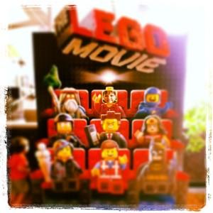 Lego Movie Preview