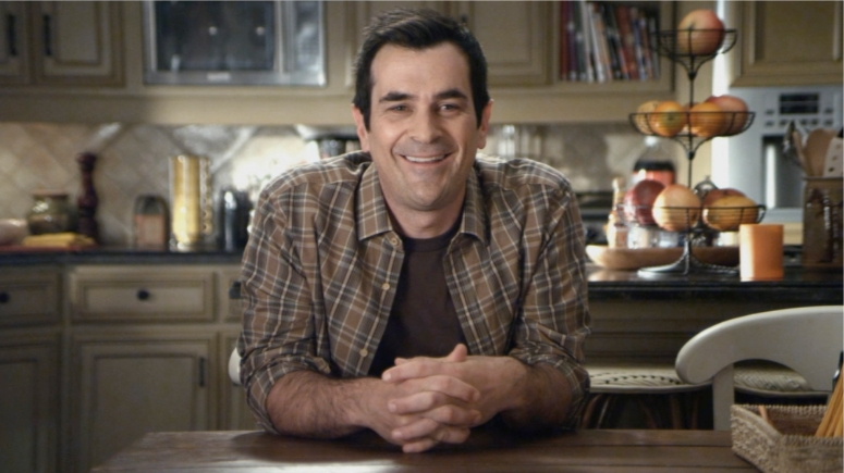 Phil Dunphy Laughing