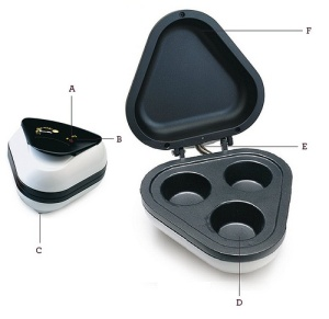 Muffin Magic™ Breville Muffin Maker