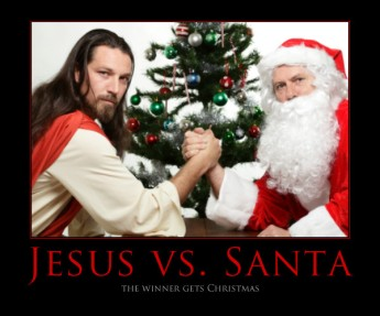 Click on the picture to read my post The War On Christmas: Part 2 – Why Is Santa The New Enemy?