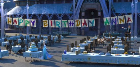 Frozen Fever Birthday Party