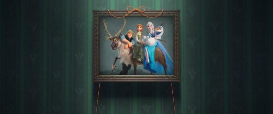 Frozen Fever Portrait