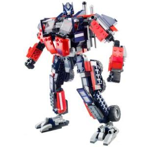 Hasbro's Kre-O Transformers Optimus Prime Photo courtesy: http://www.hasbro.com/kre-o