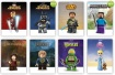 Current Lego Licensed Themes