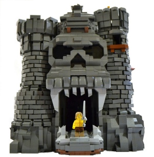 Fan made Lego Masters of the Universe is all over the Internet Photo courtesy: http://www.broadsheet.ie/2013/04/06/lego-by-the-power-of-greyskull/