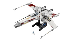 Lego Star Wars X-Wing Photo courtesy: http://www.lego.com/en-us/starwars/products/episodes-i-to-vi