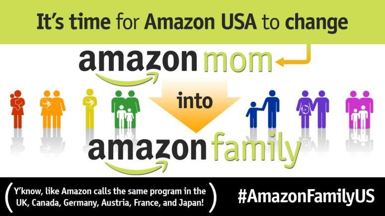 #AmazonFamilyUS #DadsAreParentsToo