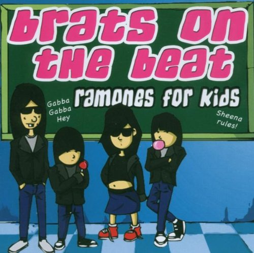 Brats on the Beat Ramones for kids