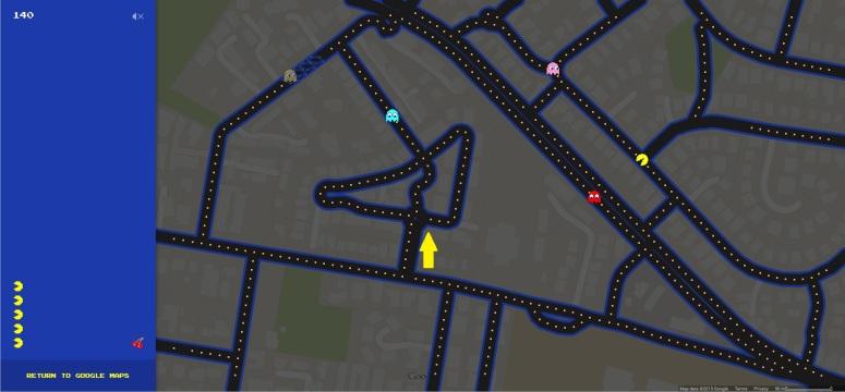 Google Maps - Pac Mac