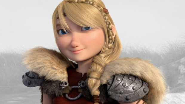 Astrid is the name of one of the characters in a movie loved by our sons. Picture courtesy of How To Train Your Dragon's official website.