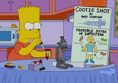 SImpsons Cooties