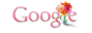 The Mother's Day Google Doodle in 2009