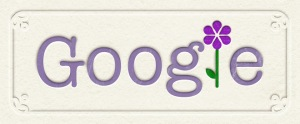 Mother's Day Google Doodle 2011