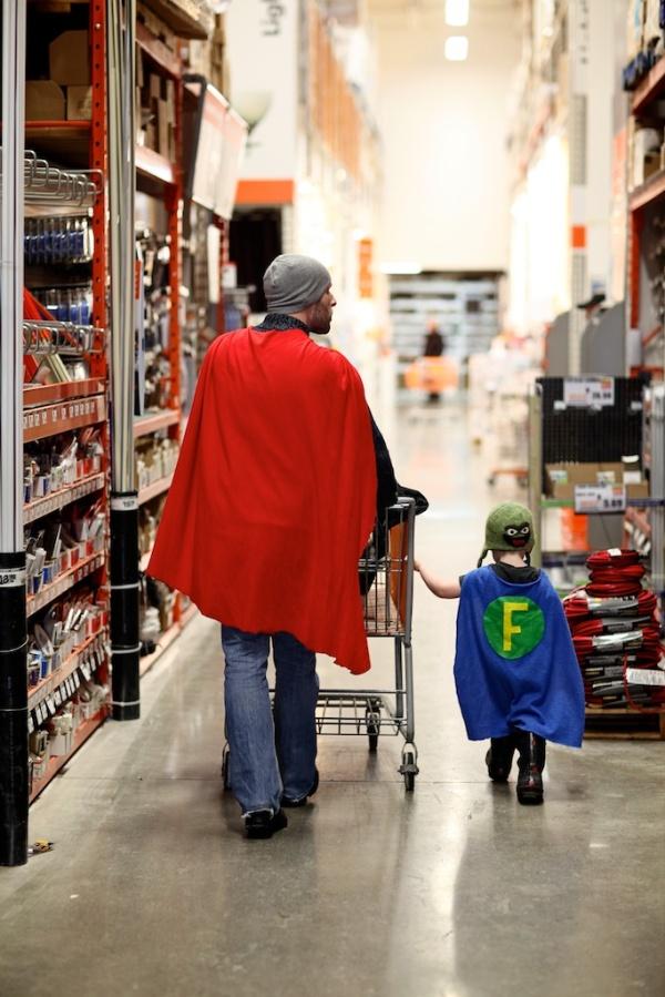 I know a good dad when I see one. Via Reddit user resgestae