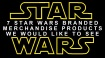 Star Wars Branded Merchandise Products We Would Like To See.