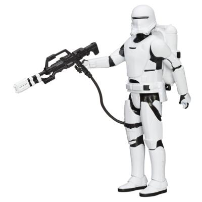 "12"" or 30cm tall Barbie doll sized Star Wars figures. Click her to see the whole range."