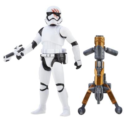 "I kind of feel bad converting the 3.75"" range to metric, but these are 9.53cm tall. Click here to check out the range from Hasbro."