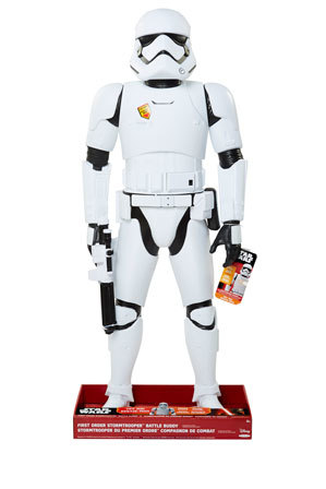 48-inch or 4' or 122cm First Order Stormtrooper Battle Buddy by Jakks