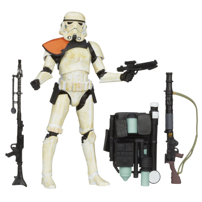 6″ Black Series by Hasbro. Click here for more details on this range.