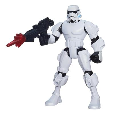 "Hero Mashers by Hasbro are 6"" or 15cms tall. Click here to see the whole range."