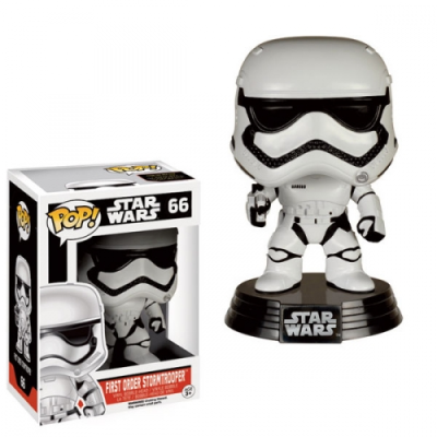 "The Pop! toyline by Funko is 6.25"" or tall. Click here to check out the entire range."