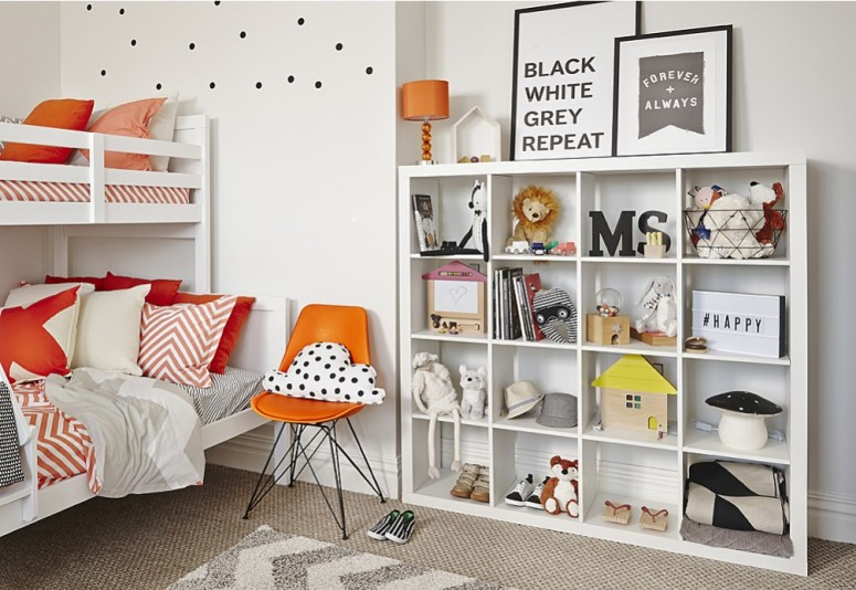 Perfect for a child's bedroom - Photo: Super Amart