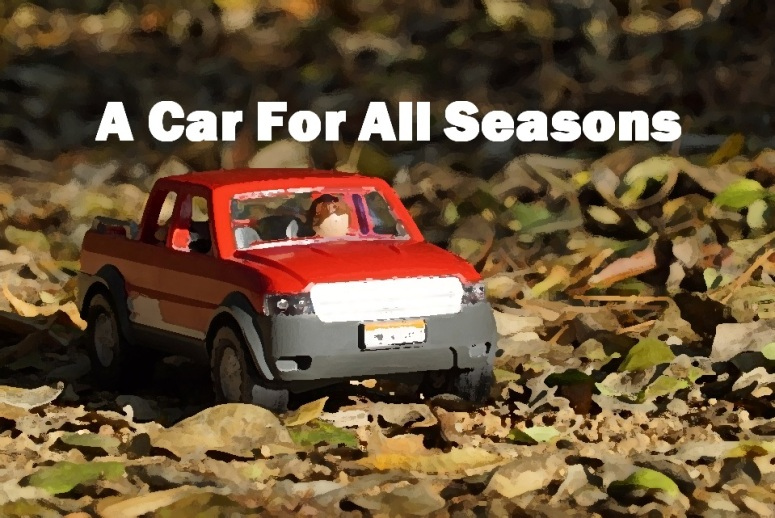 a car for all seasons