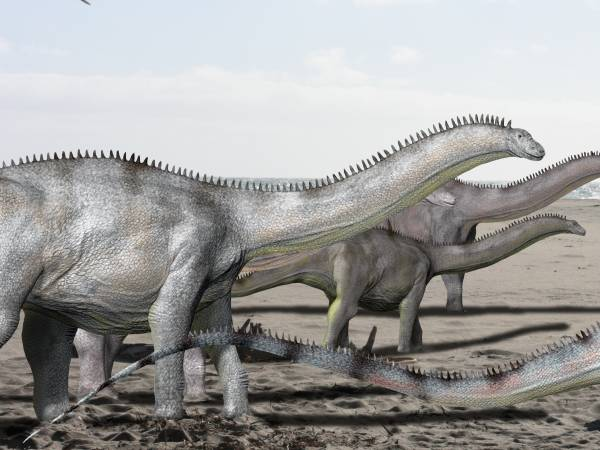 No, my child is NOT scare of this extinct dinosaur. Credit: Wikimedia Commons