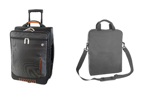 The bag had a removable laptop inner bag as well.