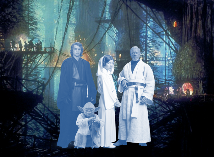 Surely Leia will become a Force ghost now.